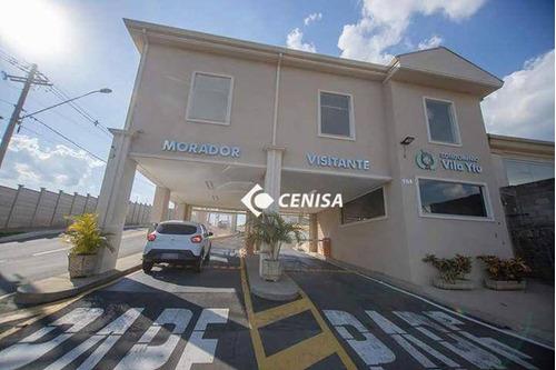 Imagem 1 de 11 de Casa Com 2 Dormitórios À Venda, 80 M² - Jardins Do Império - Indaiatuba/sp - Ca2733
