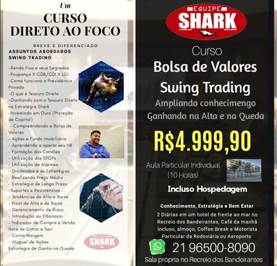 Curso De Bolsa De Valores, Saiba A Hora De Comprar E Vender!