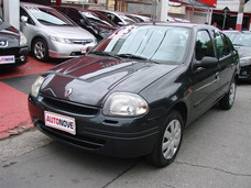 Renault Clio 1.0 Rn Sedan 16v Gasolina 4p Manual 2002/2003