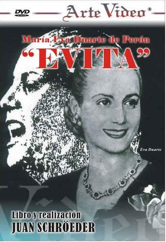 Evita - Documental - Dvd Original