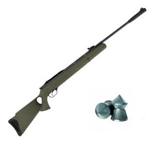 Rifle Aire Comprimido Hatsan 125 Vortex Nitro Piston - Caza