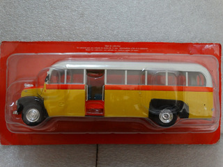 Onibus Ford Thames Et7 1952 - 1:43 Metal Lacrado