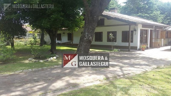 Casa Quinta Con Pileta - Pilar