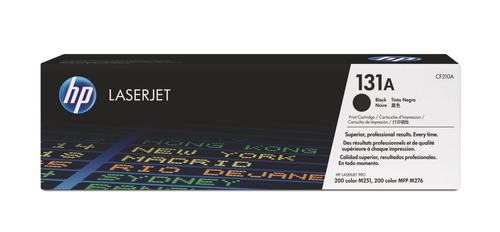 Cartucho De Toner Hp 131a Negro Original Laserjet Cf210a