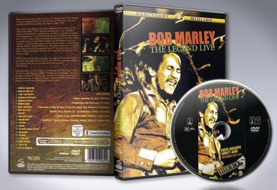 Dvd Bob Marley - The Legend Live