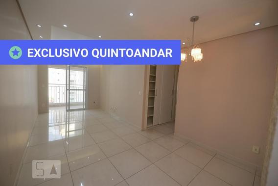 Apartamento No 15º Andar Com 3 Dormitórios E 2 Garagens - Id: 892968874 - 268874