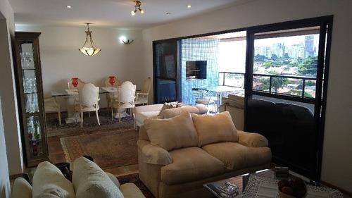 Imagem 1 de 30 de 3 Suítes, 165 M², Varanda Gourmet + Home Office... - 353