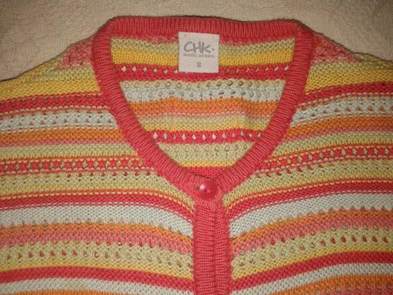 Saquito Sweater De Hilo De Nena Cheeky