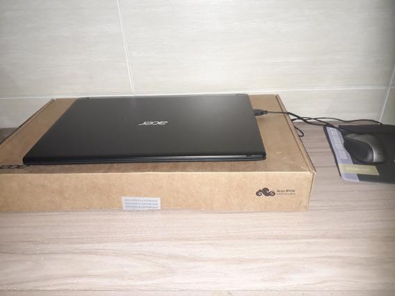 Vendo Notebook Semi Novo Acer I5 Windos 10 2 Mes De Uso Top
