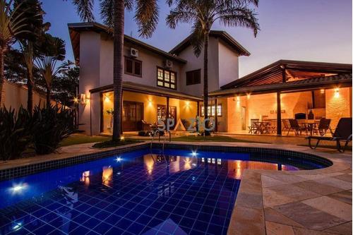 Imagem 1 de 30 de Sobrado Com 3 Dormitórios À Venda, 369 M² Por R$ 1.850.000,00 - Residencial Florença - Rio Claro/sp - So0092