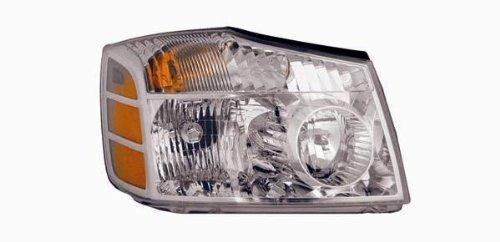 Oe Reemplazo Nissan / Datsun Armada / Titan Pasajero Lado De