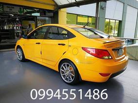 Hyundai Accent Taxy Mas Puesto