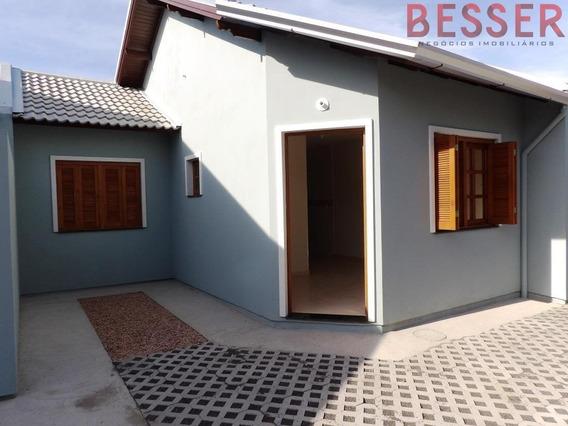 Casa Em Condominio Com 2 Dormitorios Em Canoas - V-638