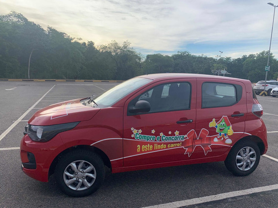 Fiat Mobi 1.0 Easy Flex 5p 2018