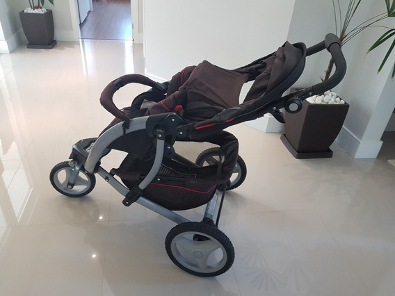 Carrinho Graco Trekko 3 Rodas Stroller - Usado