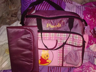 Bolso Maternal Disney Original