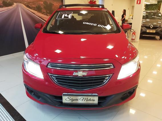 Chevrolet Onix Lt 1.0 2014 Completo Único Dono ! Uber