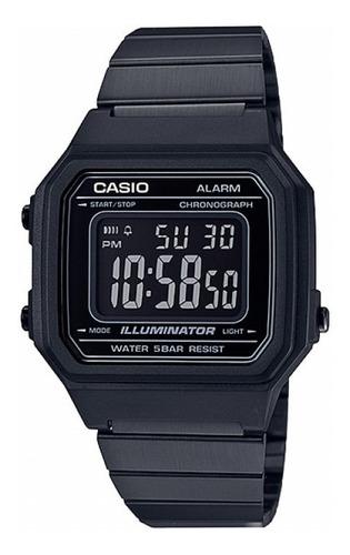 Reloj Mujer Casio B650wb-1b Negro Digital Retro / Lhua Store