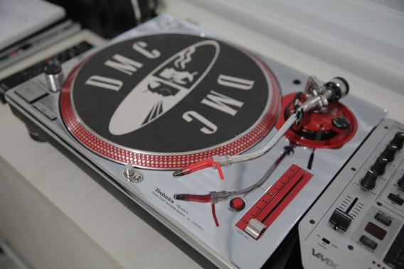 Toca Disco Mk2 Techinics - Cromado