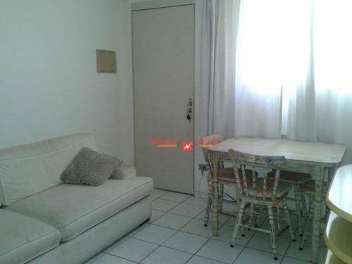 Imagem 1 de 16 de Apartamento Com 2 Dormitórios, 45 M² - Venda Por R$ 150.000,00 Ou Aluguel Por R$ 1.000,00 - Cidade Tupinambá - Guarulhos/sp - Ap0042