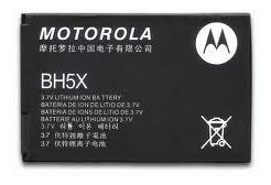 Imagen 1 de 1 de Bateria Motorola Bh5x Nueva Original