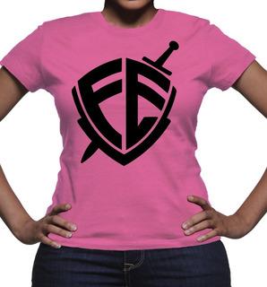 Camiseta Camisa Religiosa Escudo Armadura Da Fé Em Deus Pai