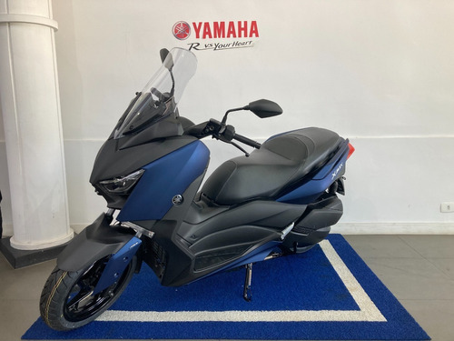 Yamaha Xmax Azul 2021