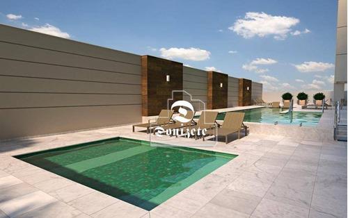 Imagem 1 de 19 de Apartamento Com 2 Dormitórios À Venda, 96 M² Por R$ 850.000,00 - Baeta Neves - São Bernardo Do Campo/sp - Ap17322