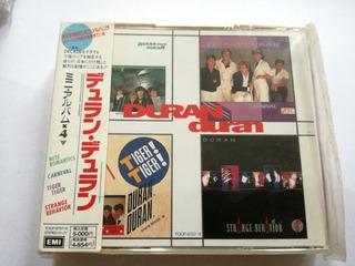 Duran Duran Ep × 4 Japan - 2 Cd 20 Tracks 1991 Mega Rare