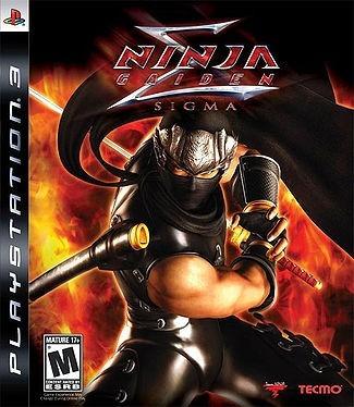 Jogo Ninja Gaiden Sigma Playstation 3 Ps3 Mídia Física Ngs