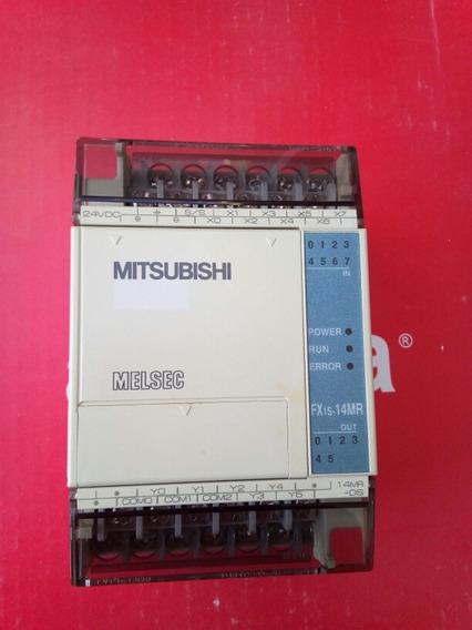 Plc Melsec, Mitsubishi, Mod. Fx1s-14mr-ms