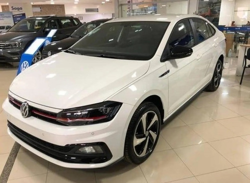 Nuevo Volkswagen Virtus Gts 0km 1.4 Tsi Automático 2021 G6