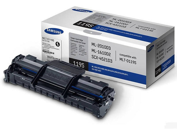 Recarga De Cartucho Samsung Ml -1610/ 2010/ 1640/scx4521fw