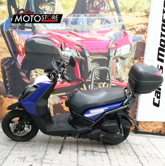 Yamaha Bws 125 Azul 2015