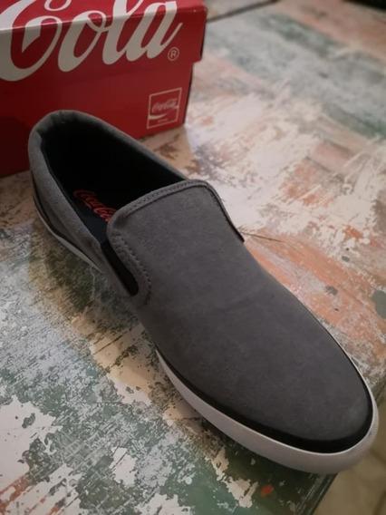 Zapatillas Coca Cola Shoes Urbana Moda Hombre