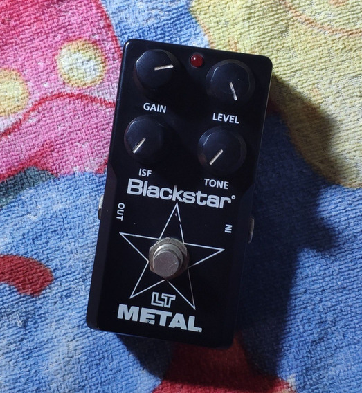 Blackstar Lt Metal Distortion - Willaudio