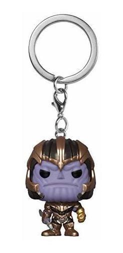 Funko Pop! Keychains: Avengers Endgame - Thanos