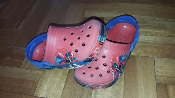 Crocs 10 / 11 Transformers