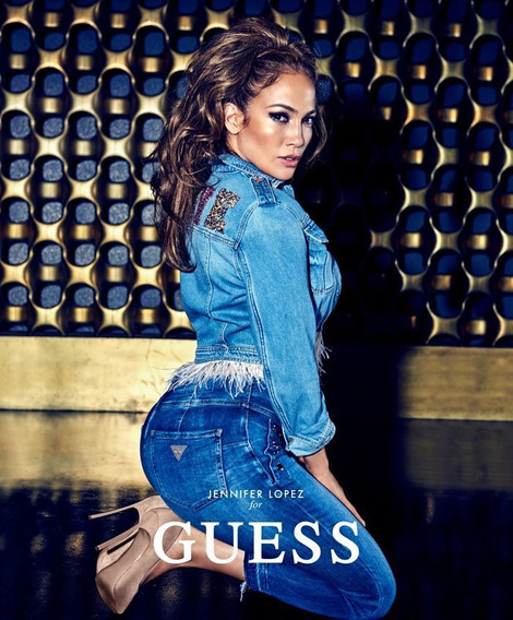 Zapatillas Jennifer Lopez Guess Originales