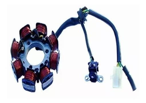 Estator Bobinas Titan 150 2004 A 2008 Magnetron 90271630