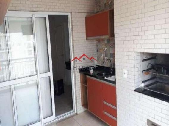 Ótimo Apartamento No Vittá Condomínio Clube Em Jundiaí Sp. - Ap00068 - 34444121