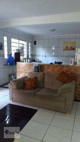 Imagem 1 de 15 de Imob03 - Casa 150 M² - Venda - 1 Dormitório - Represa - Ribeirão Pires/sp - Ca0676