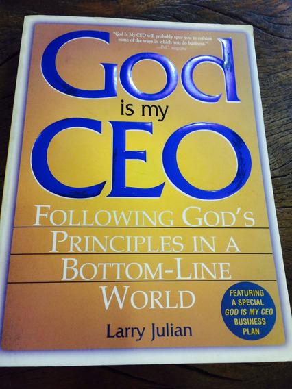 Livro God Is My Ceo Importado