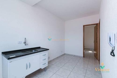 Imagem 1 de 30 de Studio Com 1 Dormitório À Venda, 32 M² Por R$ 149.900,00 - Cidade Antônio Estevão De Carvalho - São Paulo/sp - St0006