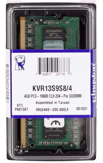 Memória Ddr3 1333mhz 16gb 4x4gb iMac 27-inch Mid 2011 I5 I7