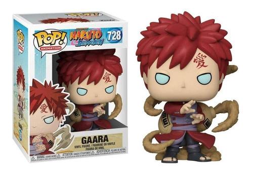 Funko Pop Gaara #728 De Naruto Regalosleon