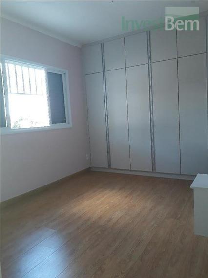 Casa Residencial À Venda, Condomínio Residencial São Lourenço, Valinhos. - Ca0379