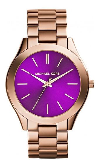 Relógio Michael Kors Mk3293 Original Oportunidade Baixou