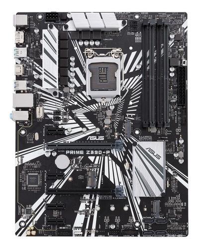 Motherboard Z390-p Asus Prime P/wf-led Gsi Wifi Minería