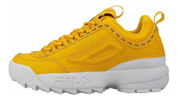 Zapatos Deportivos Fila Disruptor Para Dama
